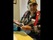 This war veteran had to wait till his 100th birth anniversary for his life's biggest surprise