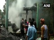 Fire breaks out in Delhi's Doordarshan Bhawan