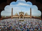 Muslims around the world celebrate Eid al-Adha 2018 with prayers