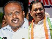 40k illegal Bangladeshi immigrants or 248 in Karnataka? Is Kumaraswamy or Parameshwar right