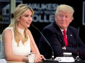 Trump downplays Ivanka's remarks on media