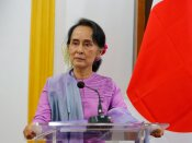 Speed of Rohingyas return is up to Bangladesh says Suu Kyi