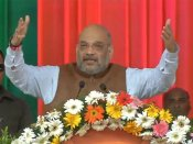 'Congress has no concern for country's security,' Amit Shah says in Chhattisgarh