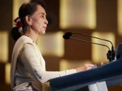 Canada MPs vote to strip Myanmar's Suu Kyi of honorary citizenship over Rohingyas