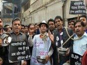 Bharat Bandh: Traders to protest against Walmart-Flipkart deal, shops sealing