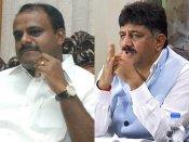 Karnataka rumblings: DK's ambition, HDK's kingpin theory, but BJP will wait and watch