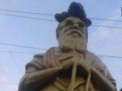Tamil Nadu: Periyar statue vandalised, footwear found on its head in Tirupur
