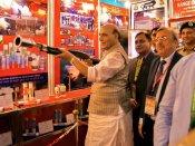Homeland security expo begins in New Delhi