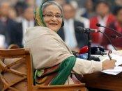 Bangladesh PM Hasina gets two awards for her humanitarian aid to Rohingyas