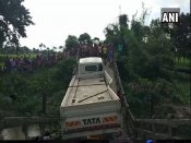 Yet another bridge collapse in West Bengal, this time in Siliguri