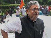 Don't indulge in crime during 'Pitru Paksha', says Sushil Modi; draws flak