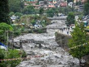 Heavy rainfall alert in Uttarakhand