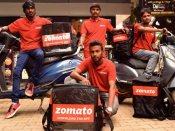 As Indians order for more food delivery, Chinese investors aim for a bite
