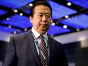 China says missing Interpol chief accepted bribes