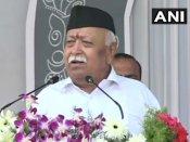 Mohan Bhagwat Vijayadashmi speech: 'Centre should bring ordinance to build Ram Mandir'