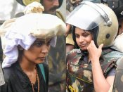 Sabarimala: Board disagrees with the agenda to demonstrate