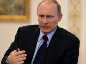 'War will continue' as long as Ukraine government in power, says Vladimir Putin