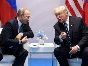 Vladimir Putin more trusted by world than Donald Trump, US fact tank survey shows