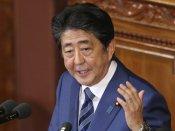 Japanese PM Shinzo Abe ready to meet N. Korea's Kim 'unconditionally'