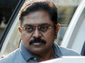TTV Dhinakaran tries to draw wedge between EPS-OPS, says Panneerselvam wants to 'oust' CM