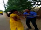Video of woman thrashing bank manager for asking sexual favours in return for loan goes viral