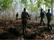 Forces gun down woman naxal in encounter