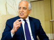 US envoy for Afghan peace meets Taliban representatives in Doha: Report