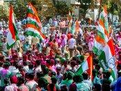 Early trends: Congress crosses half-way mark in Madhya Pradesh