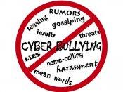 #SocialForGood: Let's Join Our Hands Against Cyberbullying