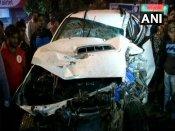 Delhi: 16-year-old killed as speeding SUV hits multiple vehicles in Paschim Vihar, several injured