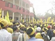 Two-day farmers' protest in Delhi; demand for better MSP, loan waivers