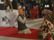 Gurpurab observed with fervour, obeisance paid to Guru Nanak Dev on his birth anniversary