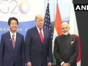 Abe, Trump and Modi meet for trilateral 'JAI' meet in Buenos Aires