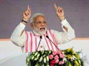 Modi likens Kartarpur Sahib Corridor developments to fall of Berlin Wall
