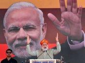 Sitaram Kesri was removed as Congress chief for Sonia Gandhi, says PM Modi