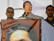 Congress confident of Sonia Gandhi's magic working in Telengana; her rally on November 23