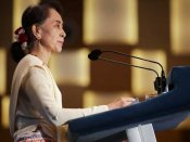 Amnesty International strips Aung San Suu Kyi of highest honour