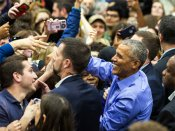 US midterm polls: Democrats had to fall back on Obama since it has shortage of leaders