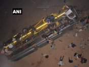 12 dead after bus carrying over 30 passengers falls from bridge in Odisha