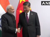 PM Modi meets Xi Jinping on the sidelines of G20 summit