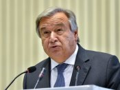 Notre-Dame Cathedral fire: UN chief says