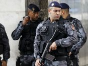 11 killed, including 5 hostages, in foiled Brazil bank robberies: mayor