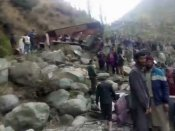 Jammu and Kashmir: 11 dead, 34 injured in Poonch bus accident