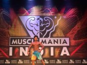 Aryan, the first trans-man to take part in men's body-building contest & win prize