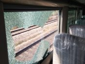 Train 18 pelted with stones during trial run, Rly appeals to public to desist from vandalism
