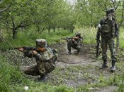 J&K: Pakistani troops violate ceasefire along LOC