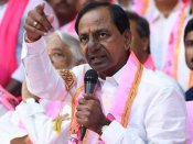 KCR to take oath as Telangana CM tomorrow