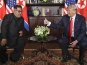 Trump's letter reaches Kim Jong-un as talks progress towards 2nd summit