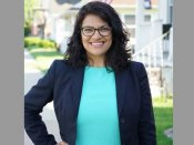 US: Democrat Rashida Tlaib to take Congress oath in Palestinian gown in January