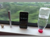 Goyal tweets about stable bottles on Train 18; And this is how China responds